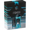 Axe GP Deospray 150ml + Dusch 250ml Ice Chill