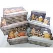 Geschenkboxen von 10,5x6x8cm bis 20,5x15,5x8,5cm