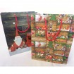 Geschenktasche 'Holzdesign', 35x25x8,5cm