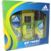 Adidas GP EdT 50ml + Dusch 250ml + Deo 150ml