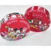 Gebäckdose 'Disney' rund, 19,7x6,5cm, rot