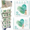 Pampers Pure Protection Tragepack 30er Mixdisplay