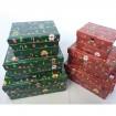 Geschenkbox 'Rudolpho & Friends' 6-fach. sort.