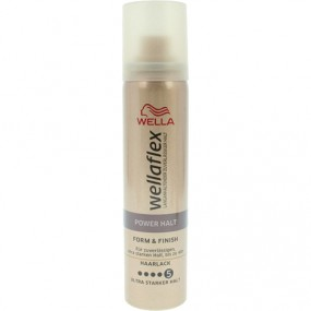 Haarlack Wellaflex 75ml Power Form&Finish