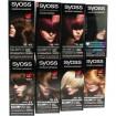 Syoss Haarfarben 48er Mixkarton 8-fach sortiert